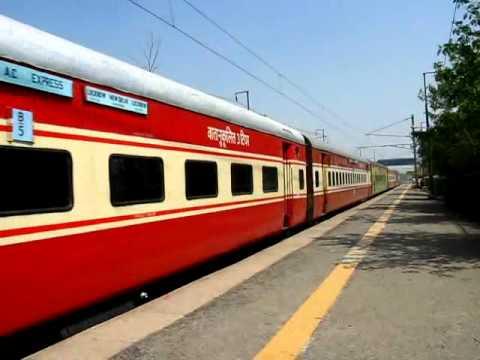 Lucknow Rajdhani