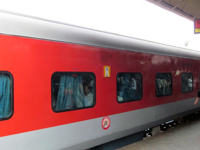 New Delhi Howrah Rajdhani Express