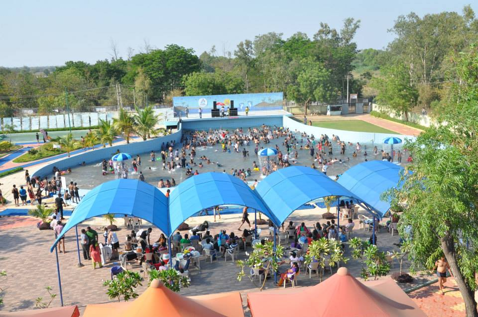 S-Cube Water Park, Baroda