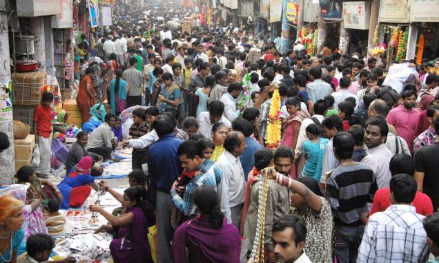 Sadar Bazaar, Gurgaon