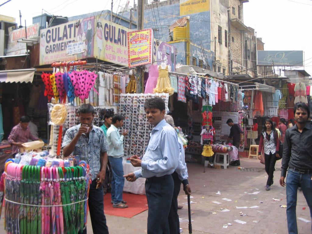 Sector 14 Market, Gurgaon