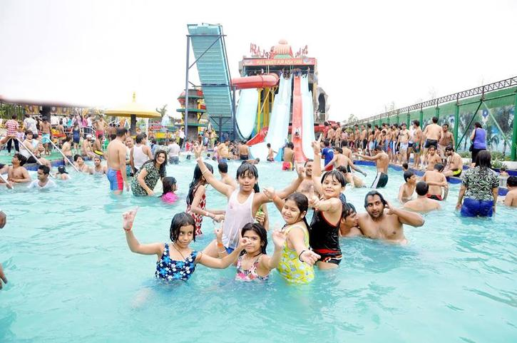 Shah Water City, Baroda