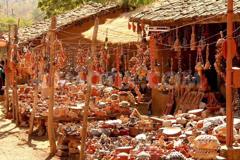 Shilpgram, Udaipur