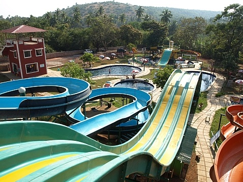 Splashdown Water Park, Goa