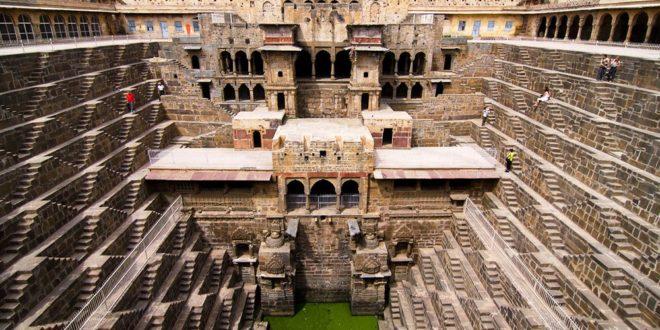 Top 10 Stepwells in India