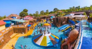 Top 3 Water Parks in Goa