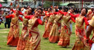 Bihu - The Regional Folk Dance of Assam