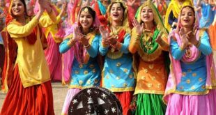 Giddha - The Regional Folk Dance of Punjab