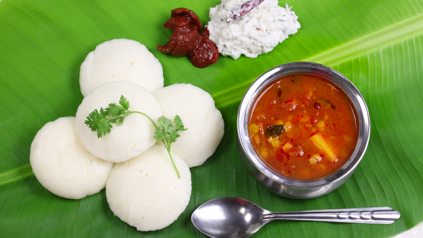 Fermented South Indian Foods