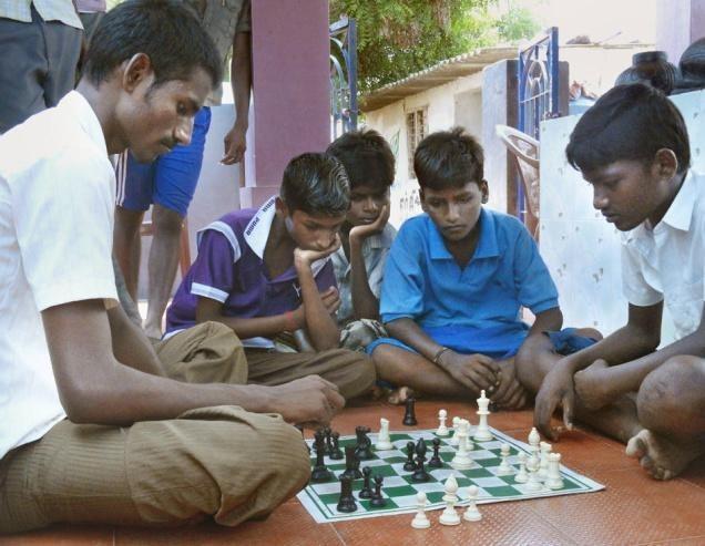 Marottichal – The Chess Village of India