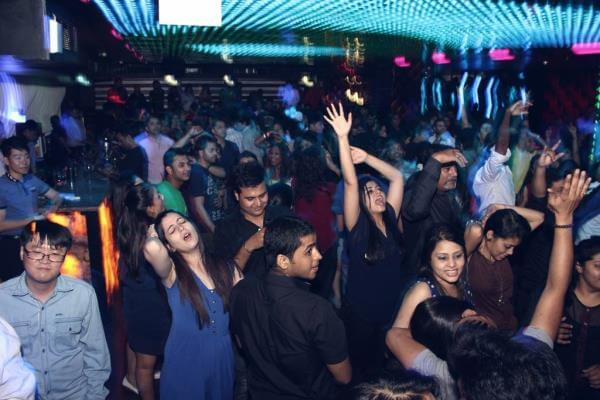 New Year Party at Vivanta by Taj MG Road Bangalore