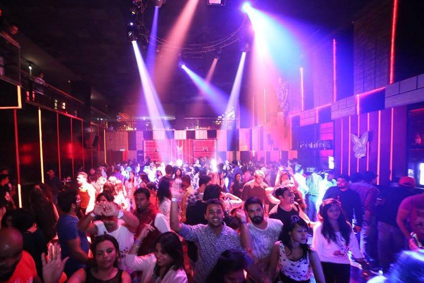 Playboy Club Hyderabad