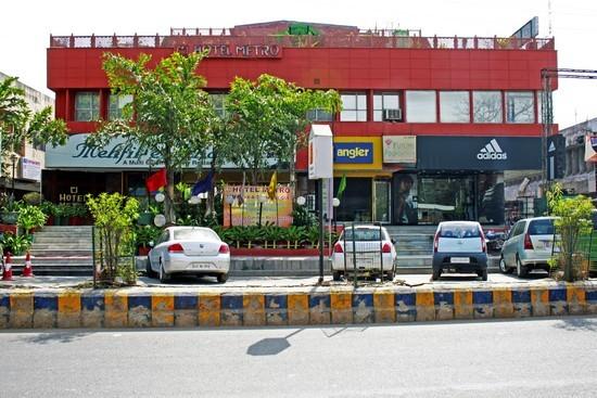 Sanjay Place, Agra