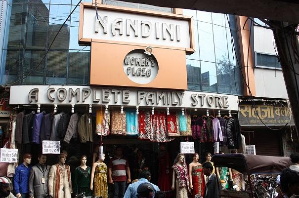 Shahganj Bazaar, Agra