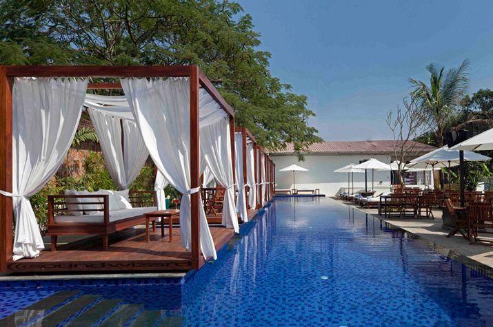SinQ Beach Club, Goa
