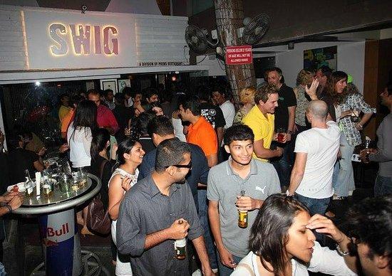 Swig, Pune