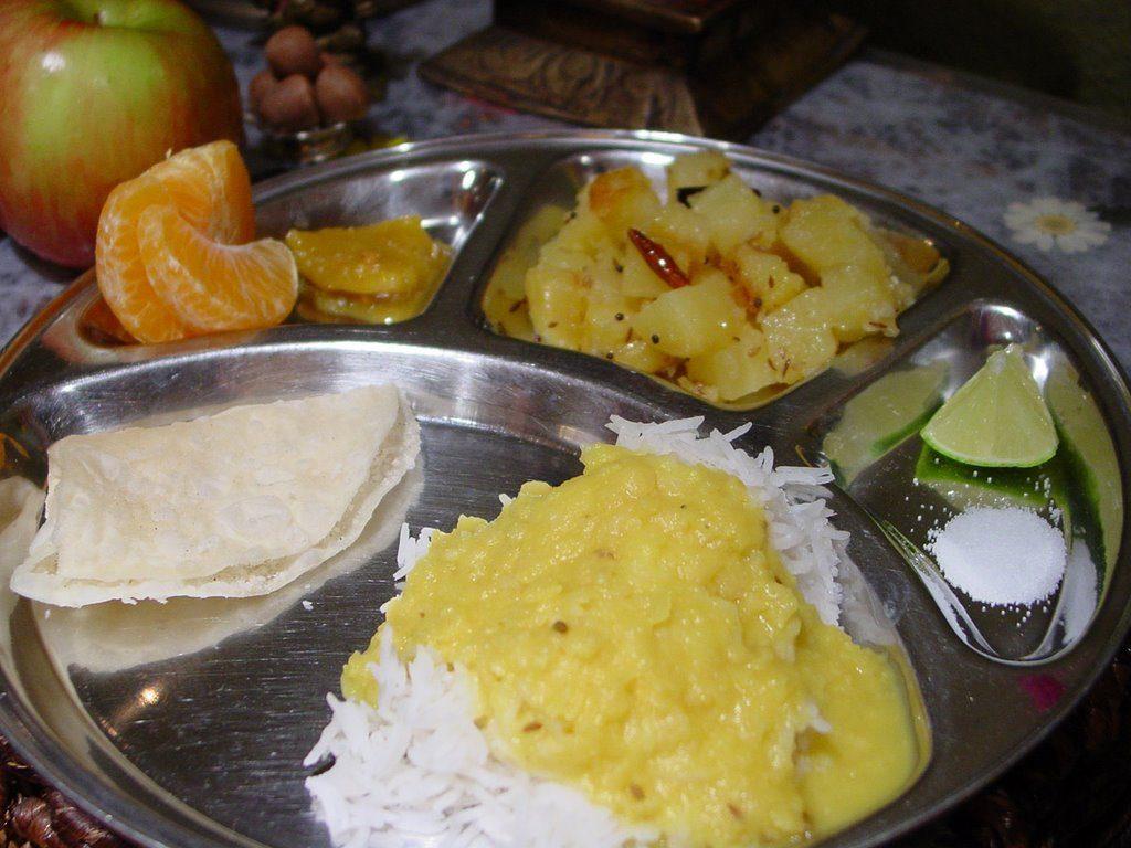 Varan Bhaat