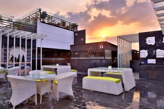 Air Café, Jubilee Hills, Hyderabad