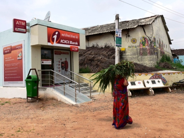 Akodara Village ICICI Bank ATM
