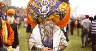 Avtar Singh Mauni - India's Turban Man with World's Heaviest Turban