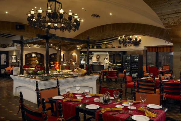 Grill Room, Banjara Hills, Hyderabad