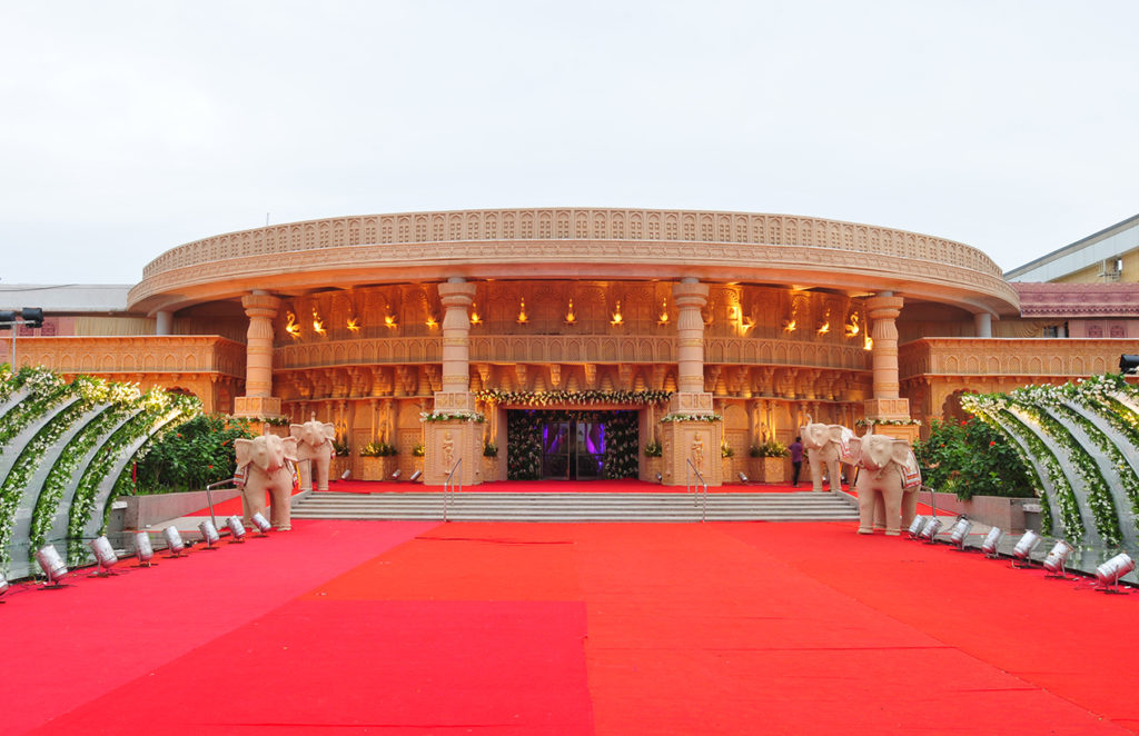 Gujarat University Convention and Exhibition Centre, Ahmedabad, New Year Party