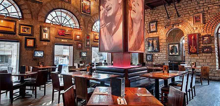 Hard Rock Café , Marks Road