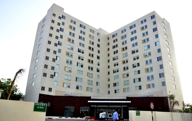 Hotel Aloft, The HUB, SG Road Sola, Ahmedabad New Year Party