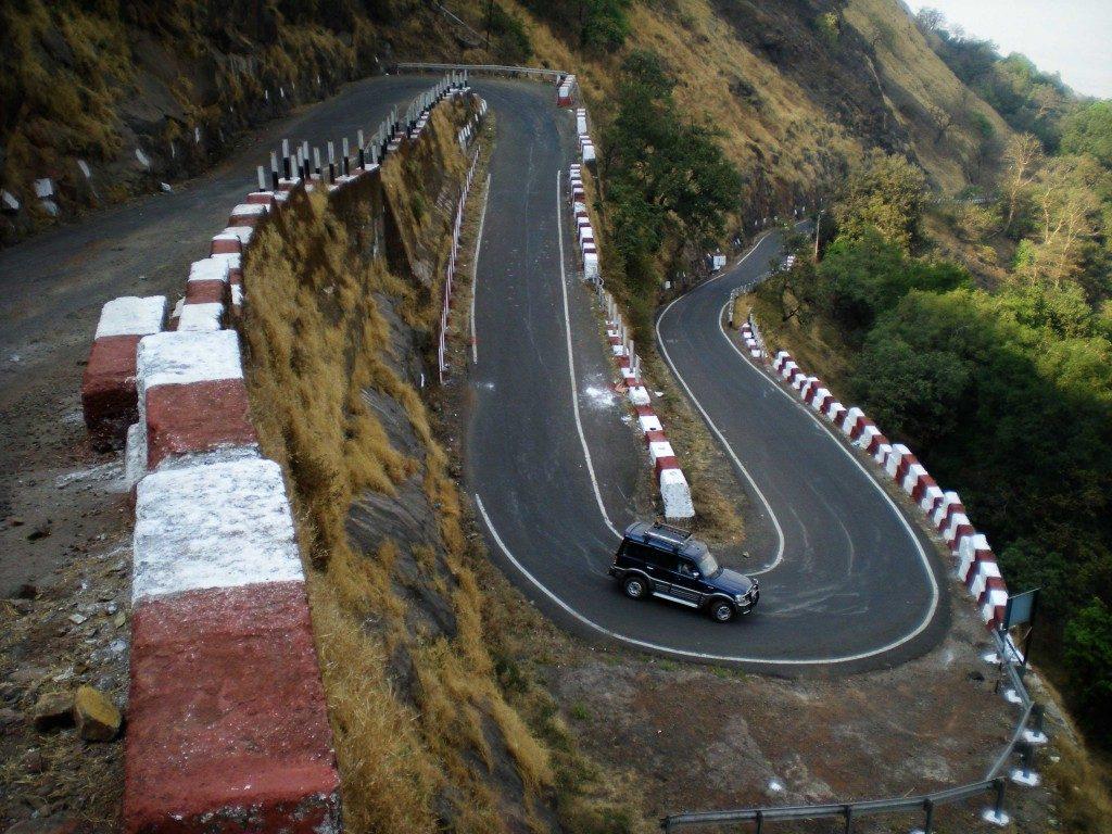 Neral - Matheran Road