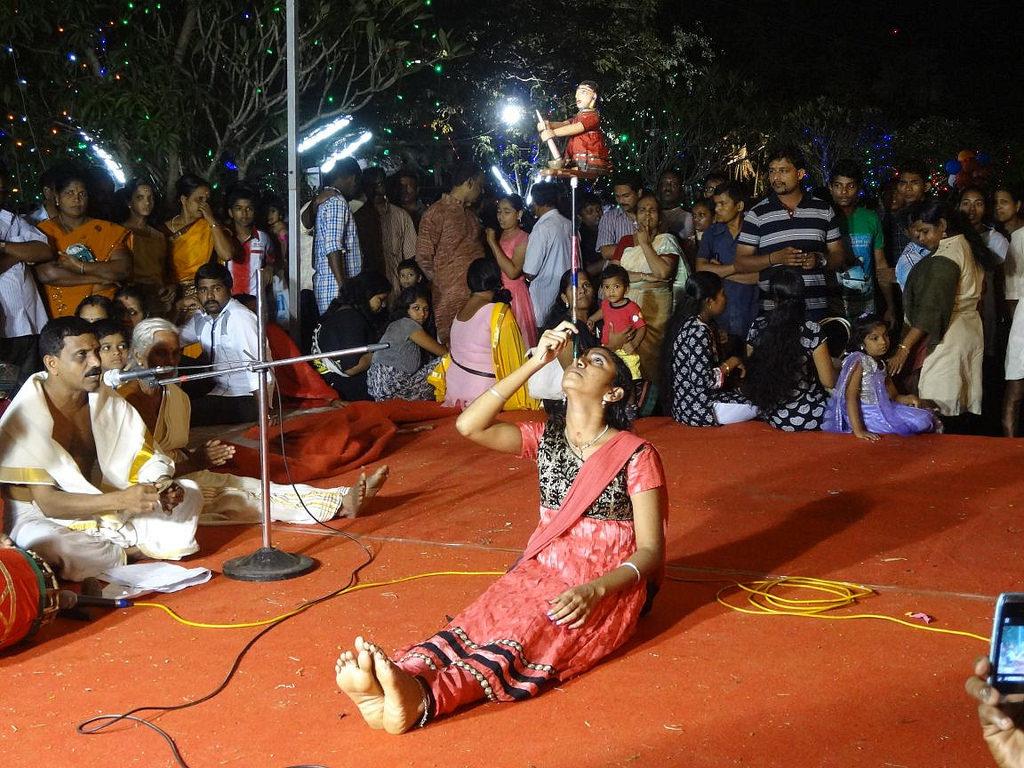 Nokku Vidya Paava Kali