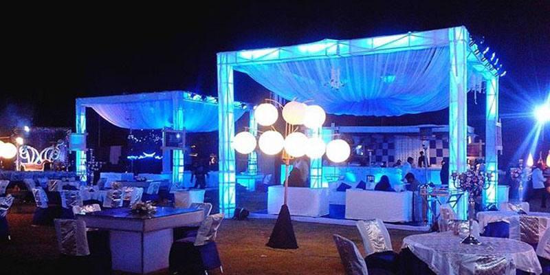 Rajasthali Resort New Year party Jaipur