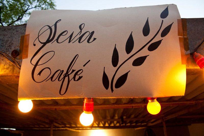 Seva Cafe, Ahmedabad