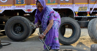 Shanti Devi – India's first Women Truck Mechanic