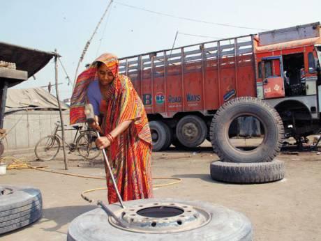 Shanti Devi Mechanic