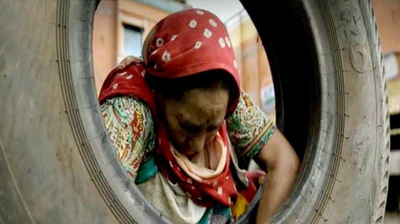 Shanti Devi Truck Mechanic Delhi