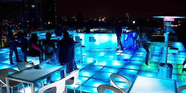 Skyye Lounge, Bangalore