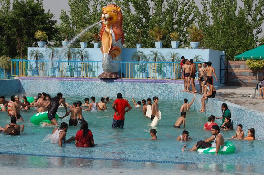 Sun City Water Park, Amritsar