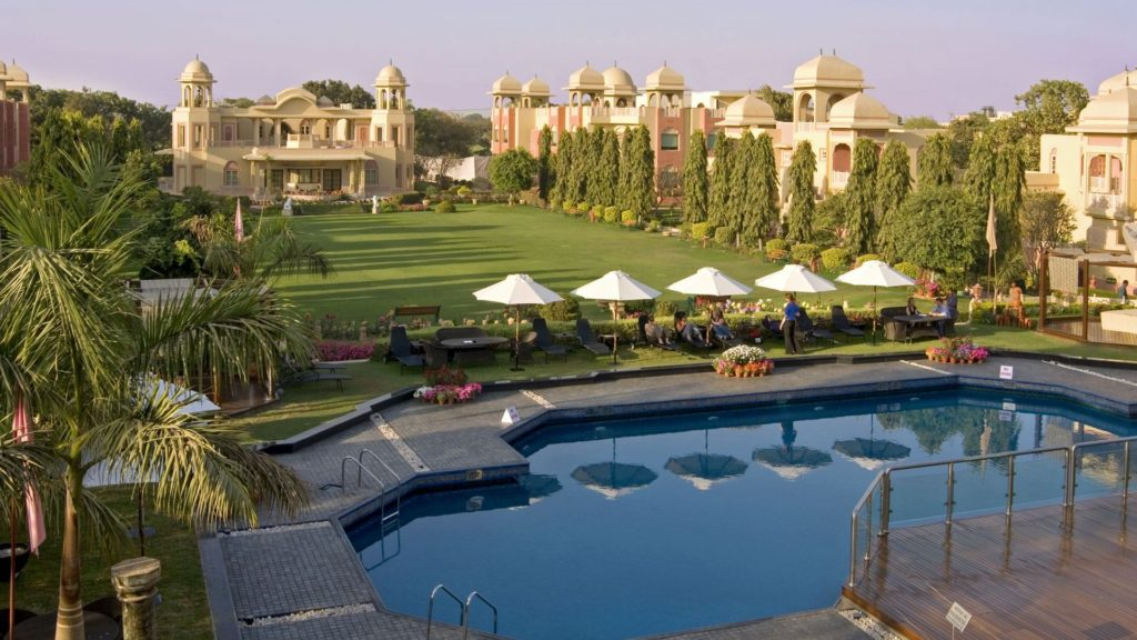 The Heritage Village Hotel and Resort New Year Party Jaipur