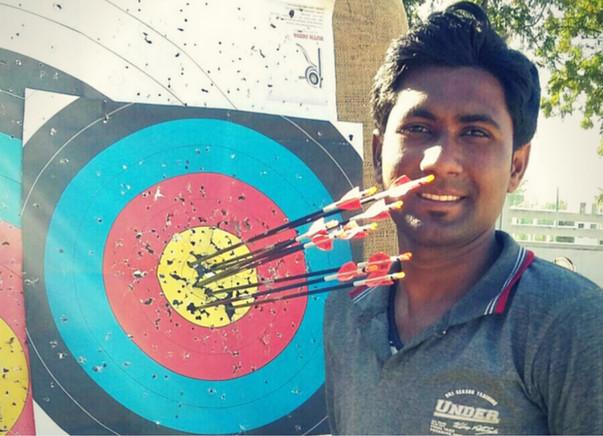 Abhishek - India's Teeth Archer