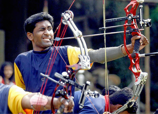 Abhishek Thaware Teeth Archer