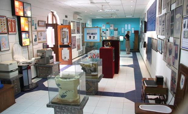 Bindeshwar Pathak's Toilet Museum