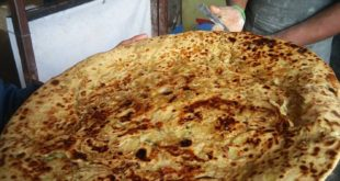 India's largest Tapasya Paratha from Rohtak, Haryana