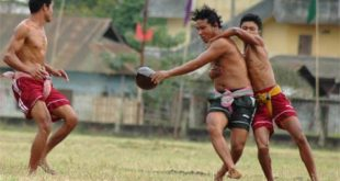 Yubi Lakpi - Traditional & Unique Manipuri Rugby