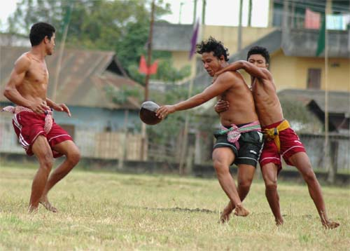 Yubi Lakpi – Traditional & Unique Manipuri Rugby
