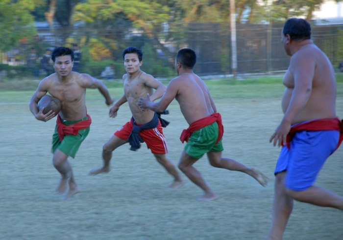 Yubi Lapki Manipuri Football