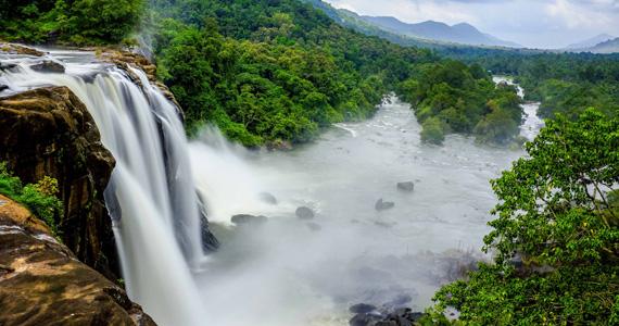 Athirapally Falls, Kochi