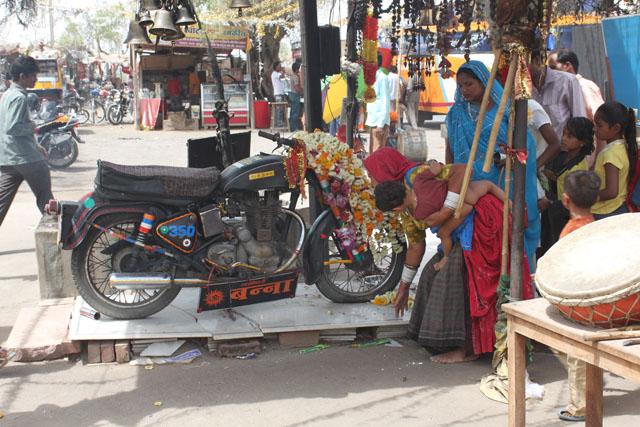 Bullet Baba Temple, Jodhpur