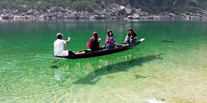 Dawki River - A Hidden Paradise in Meghalaya