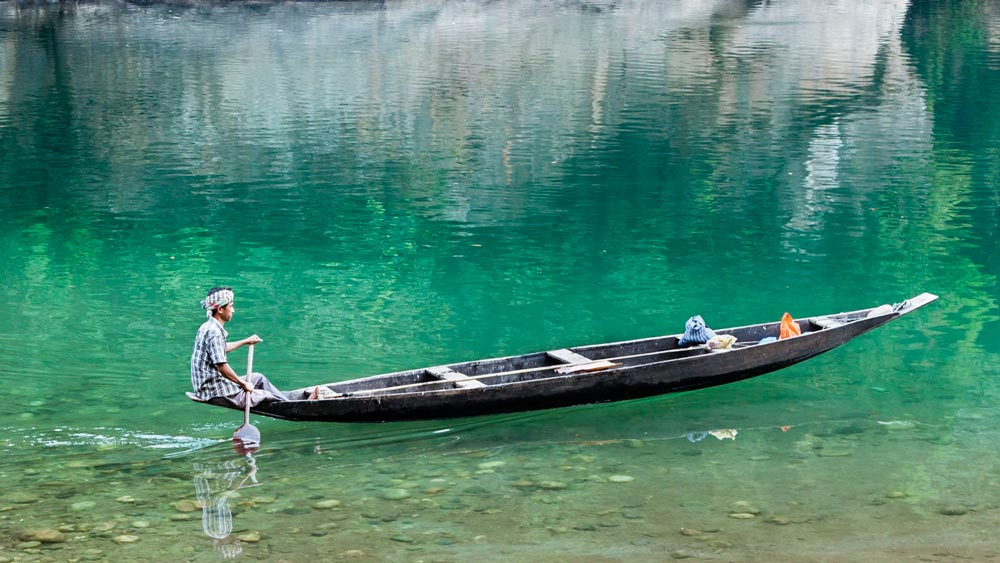 Dawki River Shillong
