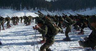 High Altitude Warfare School, Gulmarg, Kashmir